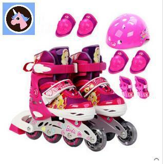 ce71abadd8 Children suits skates adjustable inline skates roller skates skates  flash-LHYD-LHX