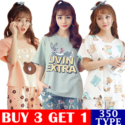 COUPON · Women sleepwear summer sleepwear girl pajamas cotton material  nightdress lingerie 8a7d9683d