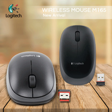 MOUSE WIRELESS LOGITECH M165