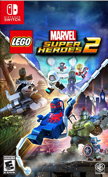 Lego Marvel Superheroes 2 (Switch)