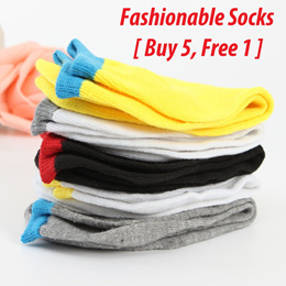 ★buy5get1free★ WOMEN  MEN SOCKS / Invisible Socks / Loafer Socks / Ankle Socks / Bamboo Socks / Boat Shoe Socks / Anti Slip Socks