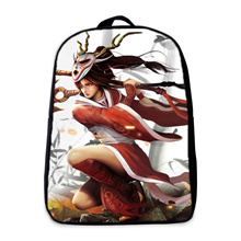 2019League of Legends Print LOL Laptop Bags Kids Boys Teenage Boys Girls Student Boys Travel Bag Sup