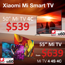 [Smart TV] Xiaomi Mi TV 50 // 55 inch | 1 Year Warranty!