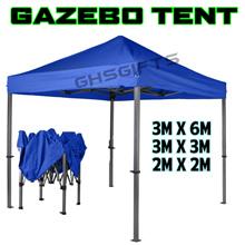 BRAND NEW Gazebo Tent/Canopy/ ✮ 2m x 2m / 3m x 3m / 3m x4.5m / 3m x 6m / School Event / Gathering