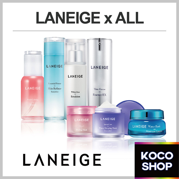 ?LANEIGE x ALL?SUPER SALE?BUY 3 GET 1 Mini Mask FREE? Deals for only S$50 instead of S$0