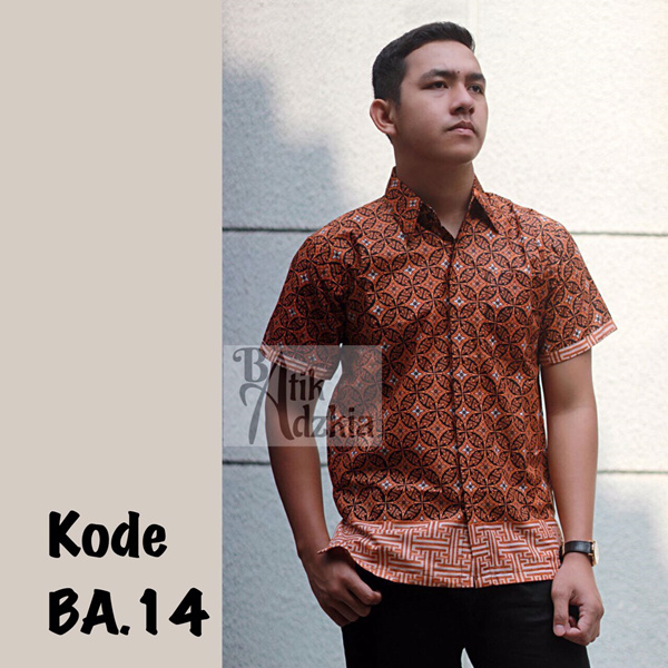 Get 2 Pcs Mens Batik Shirt Collections Deals for only Rp145.000 instead of Rp145.000