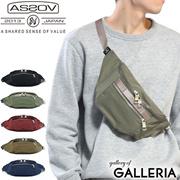 AS2OV waist bag waist pouch SHRINK NYLON FANNY PACK nylon mens ladies ASSOV  091705 efdc88bc3cb90