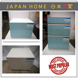 【Japan Home】EZ Keep Plastic Stacking Drawer | 4 Different Sizes | Storage Box | Home Organization