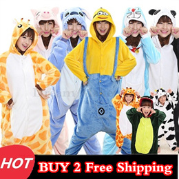 36d74b0dff13 COUPON  2018 New Animal Cartoon Home Wear◇Sleepwear◇ Unisex Autumn and  Winter◇Pajama Sets