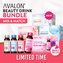 Reduce Breakout Lighten Blemishes [BUNDLE OF 2] AVALON Beauty Drinks | Results in 7 Days!