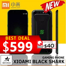 [GROUPBUY]Xiaomi Gaming Phone: BLACK SHARK / Snapdragon 845 / 8GB RAM [Razor Phone Killer]
