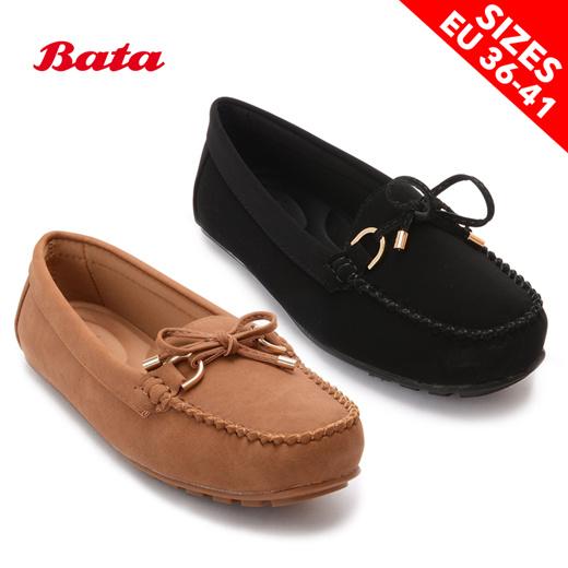 Qoo10 - BATA LADIES BUCKLE BOW