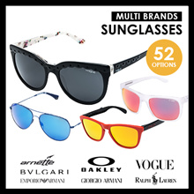 Multi-Brand Sunglasses! (Available in 52 Options)