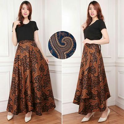 Finka Batik Umbrella Skirt