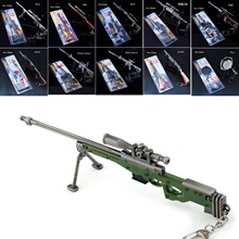 Game Playerunknown s Battlegrounds 3D Keychain 15 style PUBG Keyring saucepan Pendant funny kids Toy