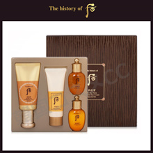 The history of Whoo Gongjinhyang Wrinkle Sun (SPF50+,PA ++++) 50ml Special Set