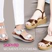 SEPATU WANITA - SANDAL WANITA - WEDGES - FLATS - SANDAL - HIGH QUALITY LADIES FOOTWEAR