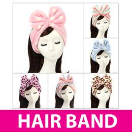 [Special Deal] ★Hair Band★ Elastic Soft Wash Makeup Hair Band Shower Band Headband Face Spa Mask pac