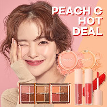 ▶TODAY ONLY◀ ♥Peach C♥ Falling in Eyeshadow Palettes/ Cotton Blusher/ Holiday Tint/Soft Mood Eyeshadow Palette