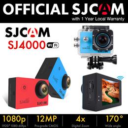 [OFFICIAL SG SJCAM] ORIGINAL SJCAM SJ4000 WIFI / SJ4000+ 2K Gyro / M20 4K Gyro / M10 Wifi / M10+ Gyro / SJ5000+ 2K Wifi / SJ5000X Elite /  (LOCAL1-YEAR WARRANTY BY SJCAM SINGAPORE)* GoPro Alternative*