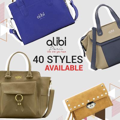 [Clearance Sale] Alibi Paris - Women Bags - 31 Models - Shipping Free Jabodetabek