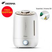 Deerma F500 Shell Design Aroma Essential Oil Air Humidifier 5L