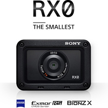Sony DSC-RX0 In the world Smallest Camera 4K HDMI Clean Output /Video /smart phone Control /Produced
