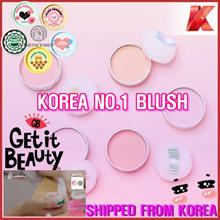 ★GET IT BEAUTY★LOVELY ME:EX PASTEL CUSHION BLUSHER★THE FACE SHOP★THE BLUSHER OF KOREA