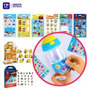 [Special Offer] Kids DIY Stickers-High Quality-Decorative-Official licensed-Waterproofed