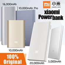 Xiaomi Mi 10000mAh Gen 3 / 20000mAh 2C / 10000mAh Pro Powerbank Battery Charger Wireless Charging