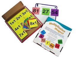 Educational Multiplication Magnet