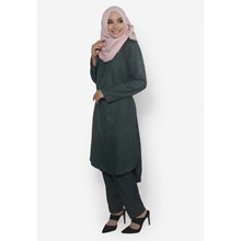 Fitri Baju Kurung Pants Suit Only (Green)