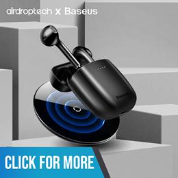 Baseus Bluetooth 5.0 True Wireless Bluetooth Earphone Earbud Headphone Ear Bud Buds Phone