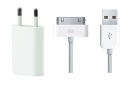 Kabel Data + Charger Iphone 3G/3GS/4/4G/4GS/Ipad 999 ORI