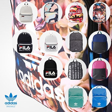 [ADIDAS][FILA] 18Type Backpack Collection / Court bag BP Youth BR4906 BR4881