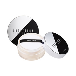 [MISSHA] Pro Touch Face Powder - 14g (SPF15)