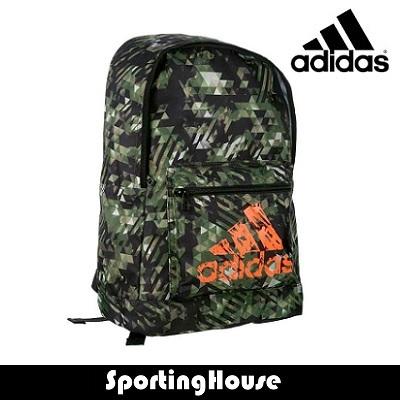 Qoo10 - Adidas Camo Basic Backpack ADIACC093CK   30x45x17cm   Men s ... af1076ce30f42