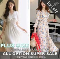 11st Nov Update ♥Korean Style♥ Linen / Casual / LOOSE Fit / Dress / Plus Sizes