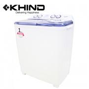 KHIND Semi Auto Washing Machine 7.0KG Air Turbo (WM717)