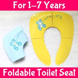 ★Foldable Portable Travel Toilet Potty Seat Urinal★Lightweight★Baby Children Child Kids★Training★