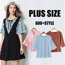 2018 New Style!  Plus Size Fashion Lady Clothing/Blouses/T-shirt/Dress/Pants