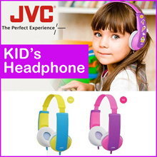 [JVC]◆Authentic◆HA-KD5 Kids Headphone with Volume Limiter