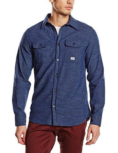 462283c12c80de Direct from Germany - JACK   JONES VINTAGE Herren Freizeit Hemd Jjvccalvin  Shirt L s