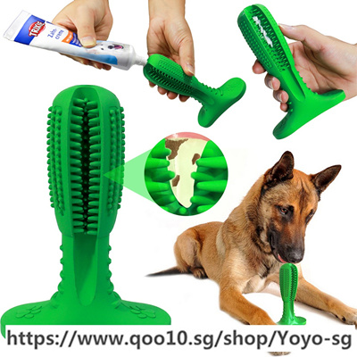 Dog Tooth Brush Dog Toys Pet Chew Toys Remove Bad Breath Cleaning Dog Tooth  Toys For Small Puppy Dog