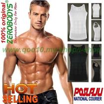 Zerobodys Mens Body Shaper/ Mens Slim n Lift/ Mens Bodyshaper Vest 100% Original* Malaysia