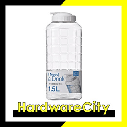 Lock and Lock Chess Water Bottle PET 1.5L  [HAP812]