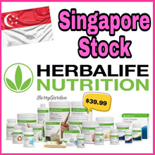SINGAPORE STOCK/Authentic HERBALIFE shake/Low GI/Tea/Protein Powder/Aloe Concentrate
