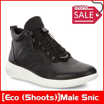 5f5aaf8d841d  Eco (Shoots) Male Snickers Synaps 450554-51707 Black   Sneakers
