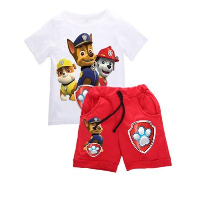 sale Hot New Kids Baby Boys Clothes Sets Boy Animal Print Clothing Sets  Short sleeve T b29f31e49