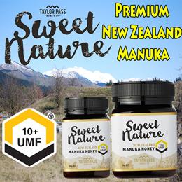 ☆ UMF 10+ MANUKA HONEY PROMO 1KG $98☆ Award Winning Sweet Nature Authentic UMF 10+ Manuka Honey 500g